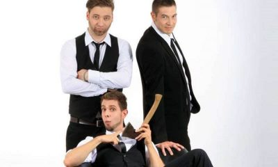 Hacklberry Finn Band
