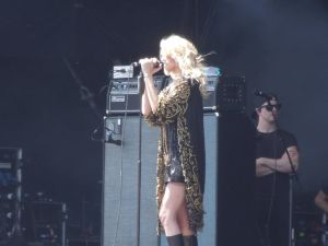 The Pretty Reckless - Rock im Park 2014