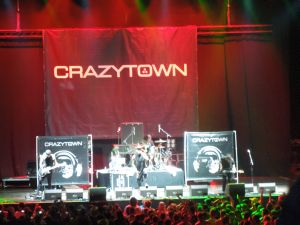 Crazy Town Rock im Park 2014