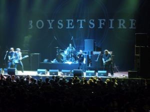 Boysetsfire - Rock im Park 2014