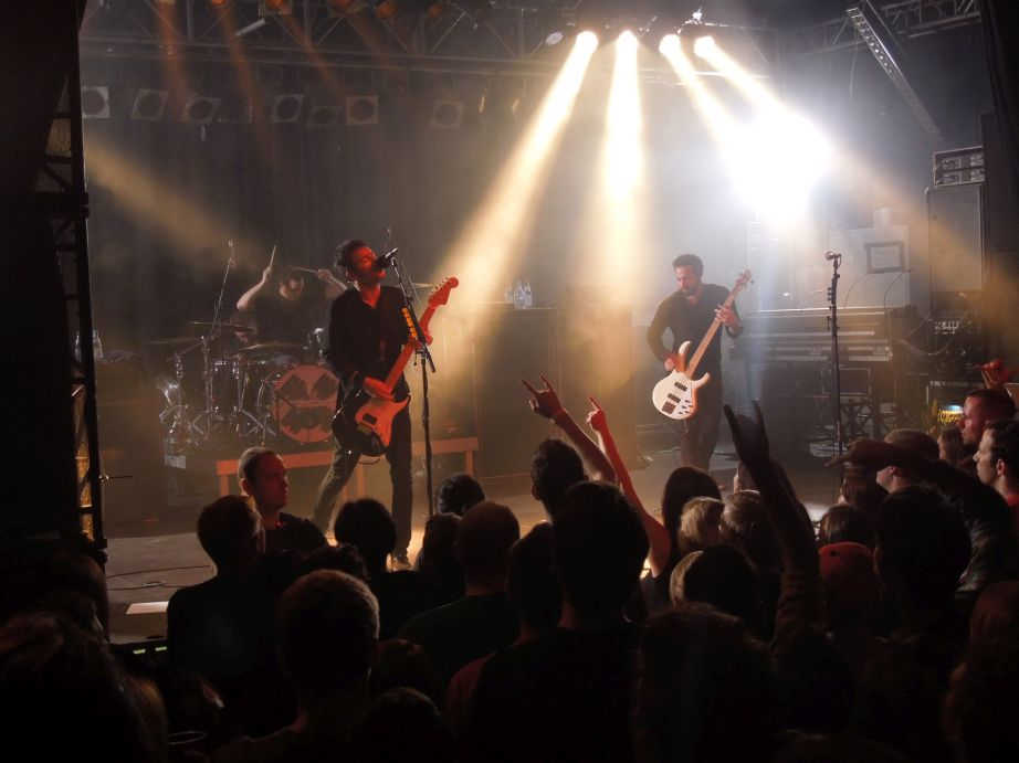 Chevelle bei ihrem Konzert in München 2014