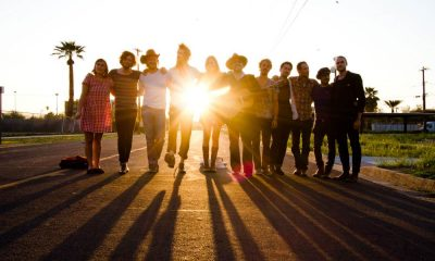 Edward Sharpe And The Magnetic Zeros Band