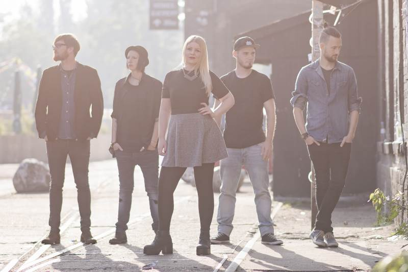 Stadtruhe Band Potsdam