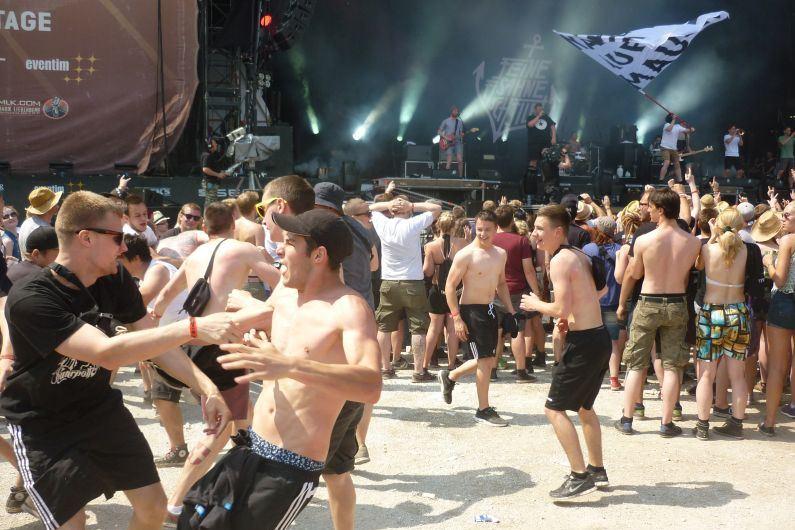 Rock im Park 2015 - Sonntag