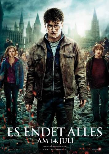 Harry potter filmposter