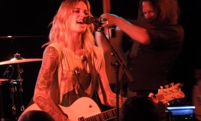 Gin Wigmore Blood to Bone Tour 2015 München