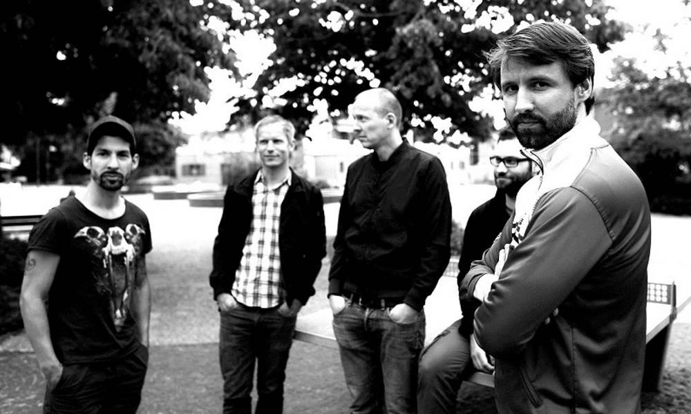 HEMDEN Band Pressefoto