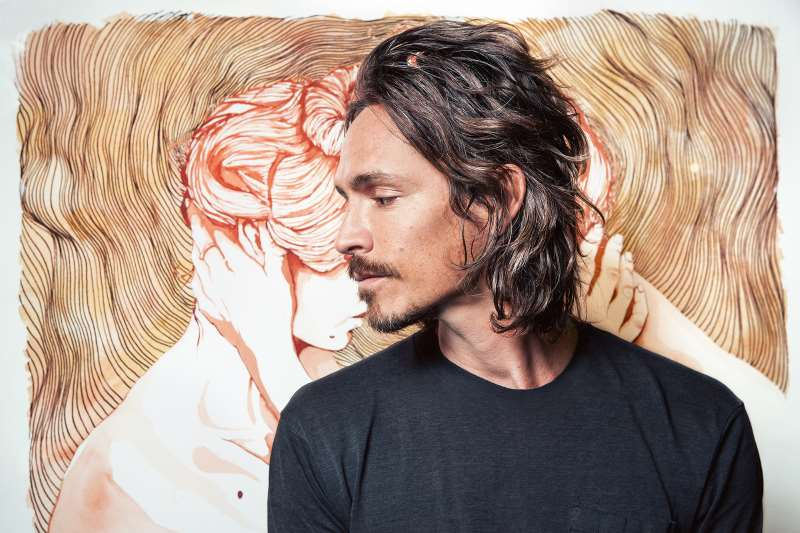 Brandon Boyd alias Sons of the Sea