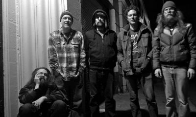 Built to Spill Bandfoto by Steven Gere