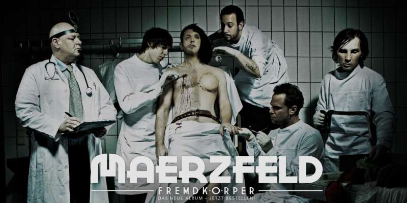 Maerzfeld - Fremdkörper
