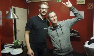 Tim Wheeler beim museek Interview mit Chris