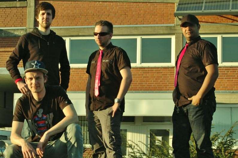 Pink Pix Band