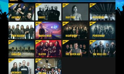 Rockavaria - Rock im Revier 2016 - Neue Bands