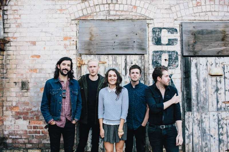 The Paper Kites Band