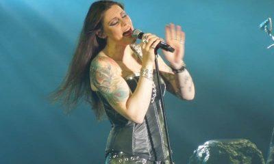 Nightwish live Konzert Zenith München 2016