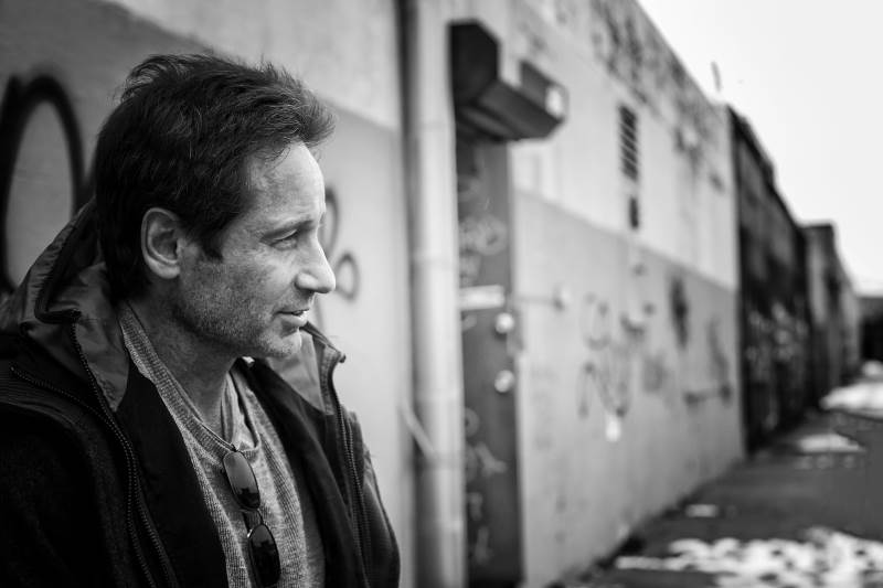 David Duchovny - Hell or Highwater Tour 2016