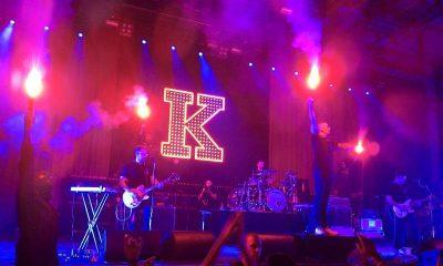 Kraftklub live in Bamberg am 16.01.2016