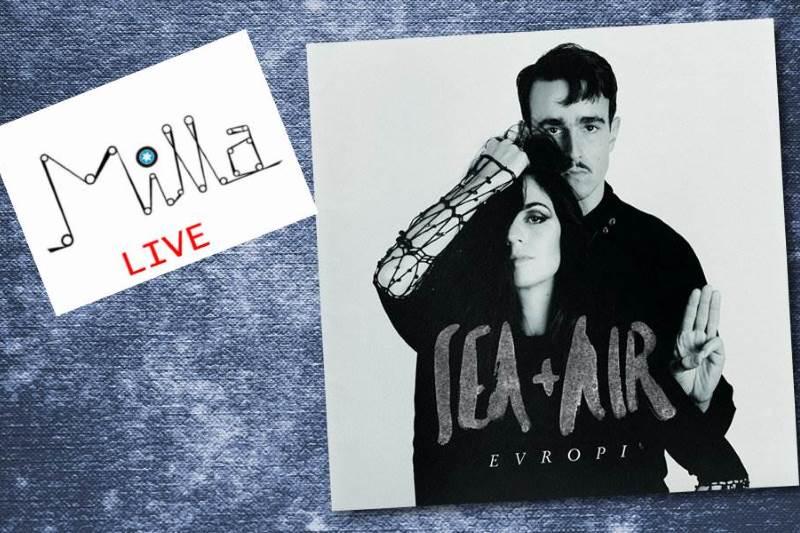 SEA + AIR live in München - Milla Club 2016
