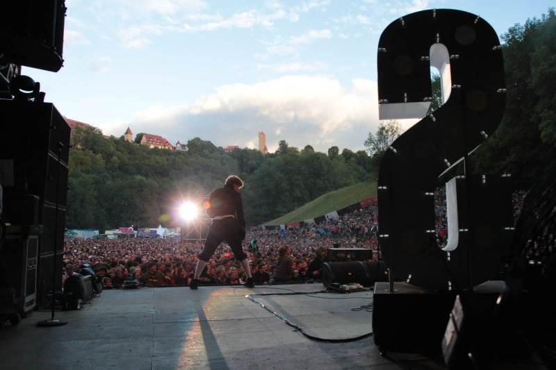 Neue Bands für Taubertal Festival 2016