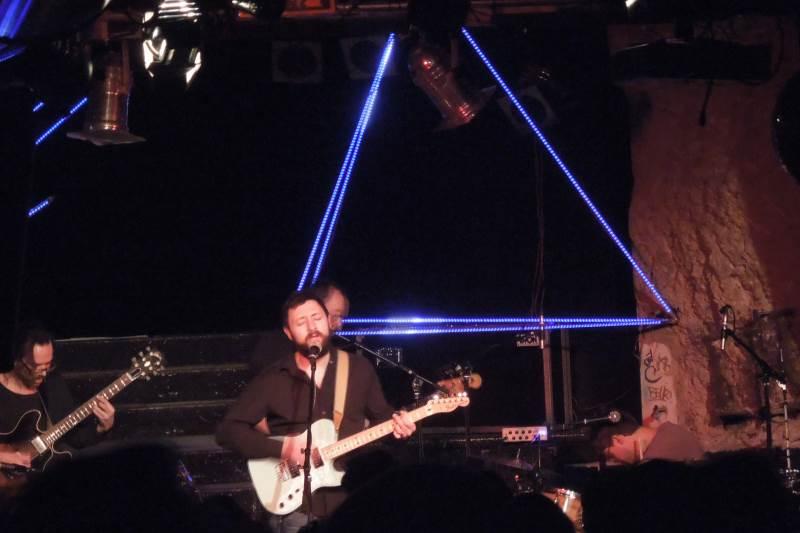 Balloon Pilot CD Release Konzert im Milla Club München