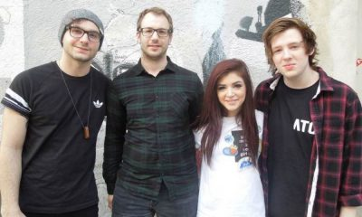 museek Against The Current Interview 2016