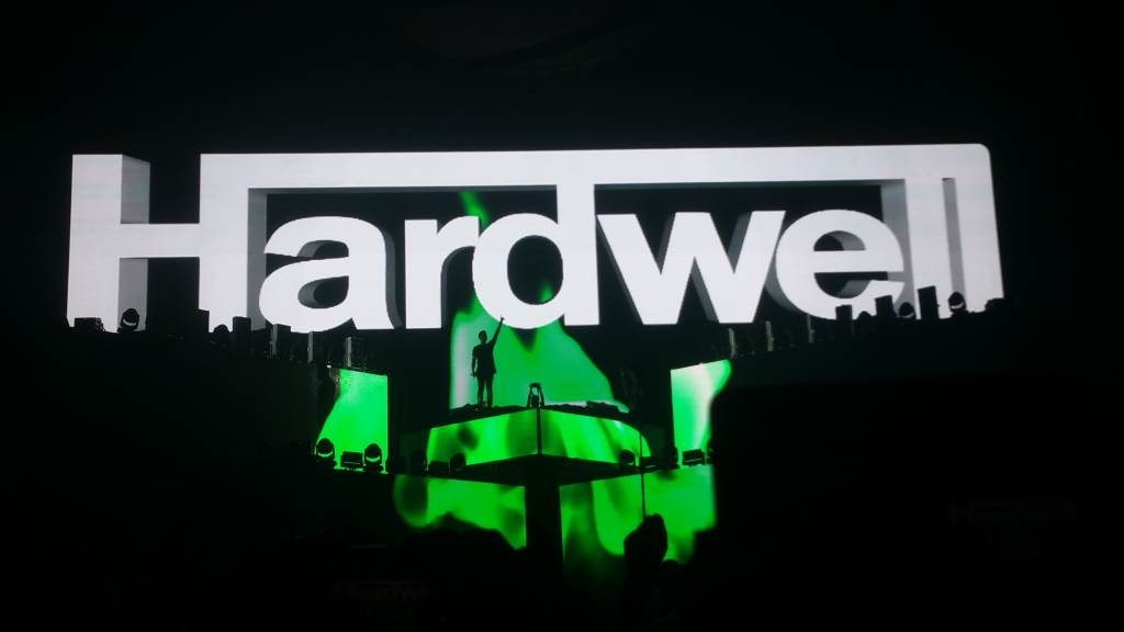 Hardwell beim World Club Dome 2016