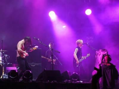 Biffy Clyro Konzert bei Rock im Park 2016