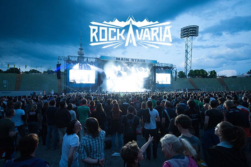 Rockavaria 2016: 10 neue Bands + Timetable