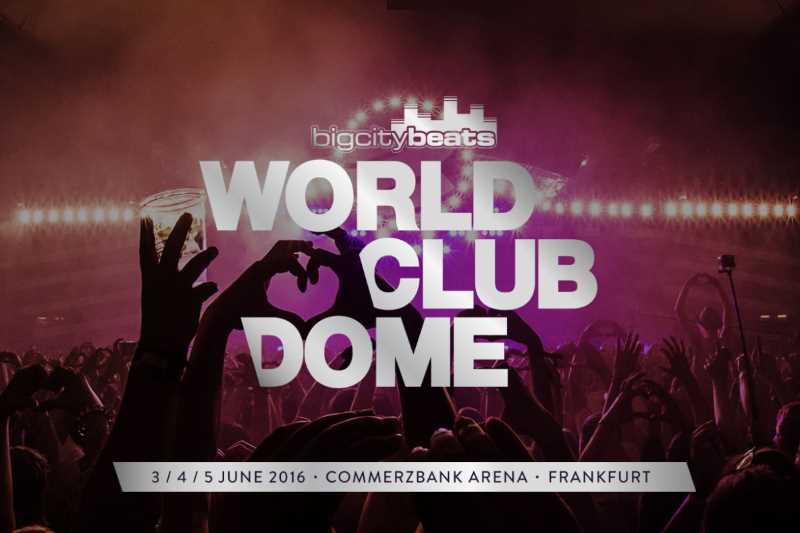 BigCityBeats World Club Dome 2016