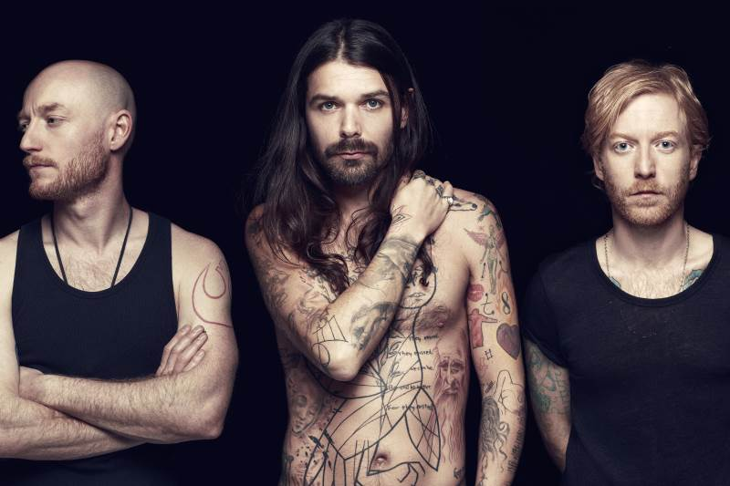 Biffy Clyro Tour 2016