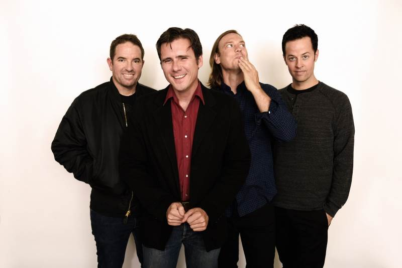 Jimmy Eat World Club-Tour 2016