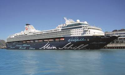 World Club Cruise 2017 auf der Mein Schiff 2