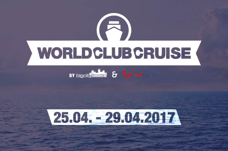 BigCityBeats World Club Cruise 2017