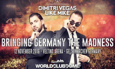 Big City Beats World Club Dome Winter Edition 2016