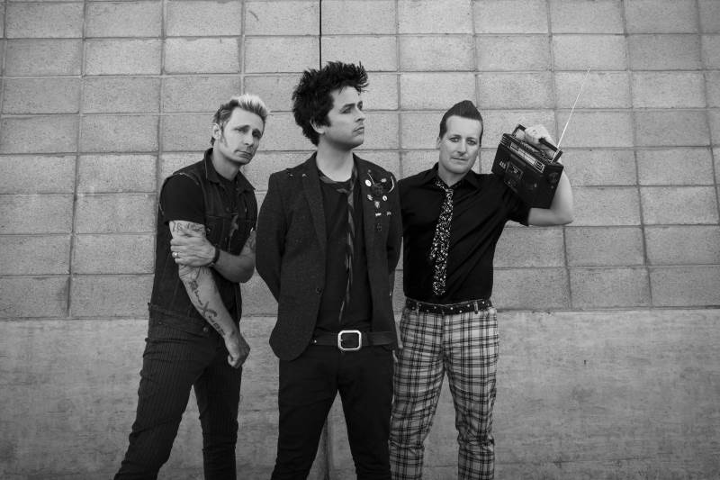 Green Day 2017 Headliner bei Hurricane und Southside