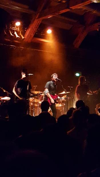 Jimmy Eat World Ampere München Tour 2016