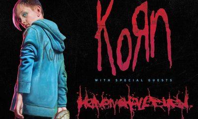 KoRn Tour 2017 mit Heaven Shall Burn und HellYeah
