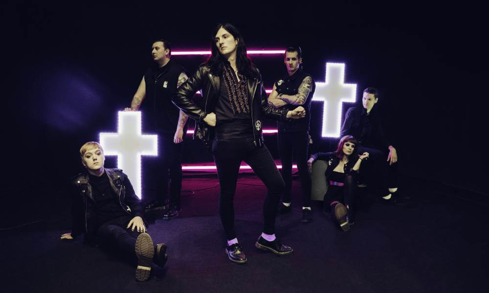 Creeper Band aus Southampton