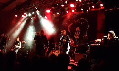 Creeper live Konzert München 2017