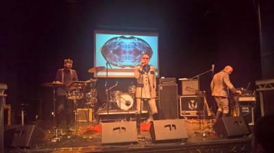 Hatari beim Airwaves Festival 2016