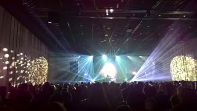 Kiasmos beim Airwaves Festival 2016