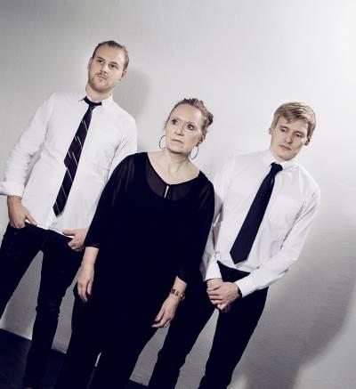 VildirHeart Band aus Schweden