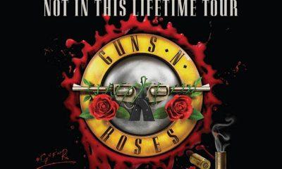 """Guns N' Roses kommen auf ihrer """"Not in This Lifetime""""- Tour 2017"""