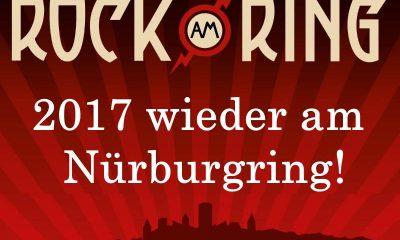 Rock am Ring 2017 wieder am Nürburgring!