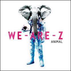 WE-ARE-Z Animal album cover