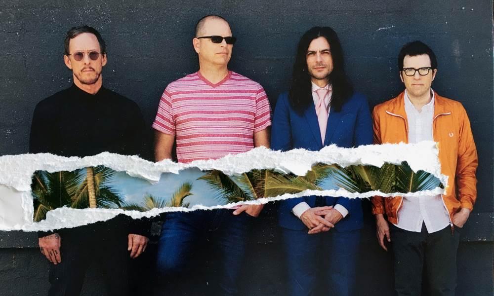Weezer Tour 2017