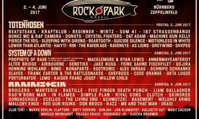 Rock im Park & Rock am Ring 2017 LineUp final