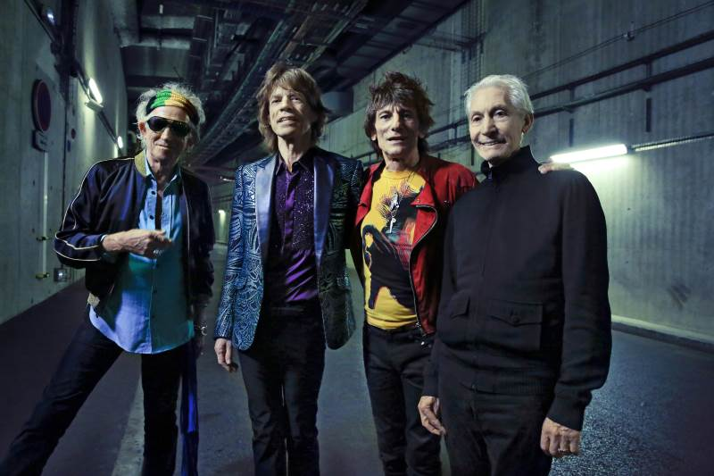 The Rolling Stones No Filter Tour 2017 Deutschland