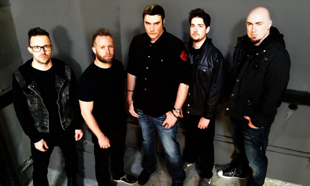 Breaking Benjamin Band
