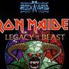 Iron Maiden Rockavaria 2018 Headliner